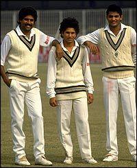 Early years of SRT in International Cricket.
