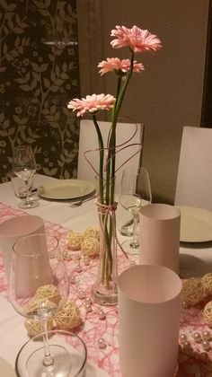 Romantische tischdekoration decoration pinterest for Dekosand ikea