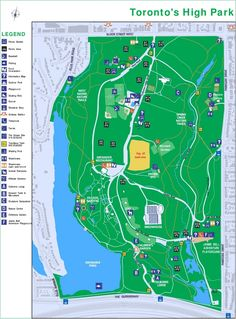 Toronto Zoo Toronto Zoo Map Canada Pinterest Zoos and Toronto
