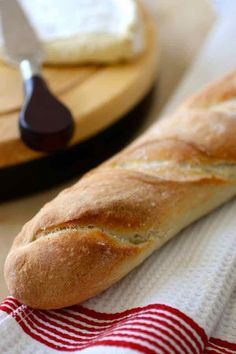 Baguette - Traditional French Recipe | 196 flavors