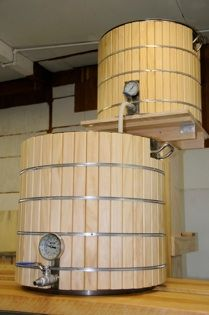 Wood Brewing System