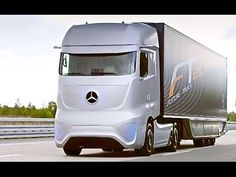 Mercedes Self Driving Truck Driving Itself Mercedes Future Truck 2025 Commercial CARJAM TV 4K 2015 - YouTube