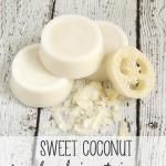 {Lavender} Lotion Bars - A Spring Twist
