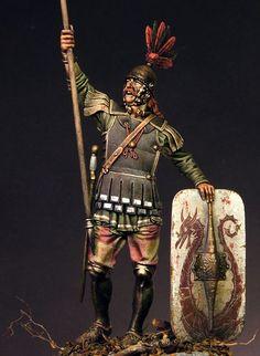Celtic warrior, Greece 279 B.C.