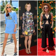 The 21 Best-Dressed Women Right Now - Diane Kruger makes every best dressed list known to man.  She always seems to give top labels like Chanel and Jason Wu her own modern spin.