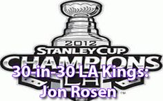 LA Kings insider Jon Rosen discusses the LA Kings biggest move this season, the latest news on goalie situation and whether the lack of movement in the off season will help or hurt the team.