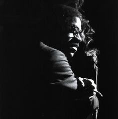 """Joe Henderson (during """"Our Thing"""" cover session October photo by Francis Wolff American Idioms, Blue Note Jazz, Joe Henderson, Francis Wolff, Jazz Cat, Musician Photography, Human Photography, Delta Blues, Cool Jazz"""