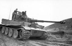 Panzerkampfwagen VI Tiger Ausf. E