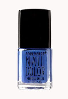 Blue Print Nail Polish | FOREVER21 - 1000073922 #ForeverHoliday #WishPinWin