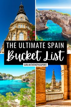 Prettiest places in Spain | Spain Bucket List | Spain Travel | Europe Travel | Spain Itinerary | Best Cities in Spain | Best Places to Visit in Spain | Spain Vacation | Spain Photography | Spain Aesthetic | Spain Travel Tips | Beautiful Places in Spain | Spain Travel Beautiful Places | Spain Travel Guide | Top Spain Destinations | Spain Travel Destinations | Spain Travel Photography | Spain Photo Spots | Spain Travel Guide | Castles in Spain #SpainGuide #SpainTravel #SpainDestinations #Spain