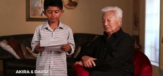 I filmed Japanese-American internees reading letters to Muslim kids. Here's why. - The Washington Post