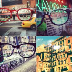 How do you #SeeTheWorld? Share and win Lookmatic glasses!