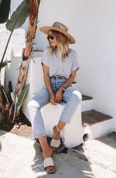 Fashion Blogger Style, Look Fashion, Woman Fashion, Beach Style Fashion, Ladies Fashion, 2000s Fashion, Winter Fashion, Fashion Bloggers, Spring Fashion