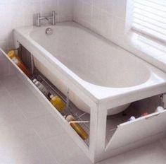 68 Smart Bathroom Storage Ideas | ComfyDwelling.com