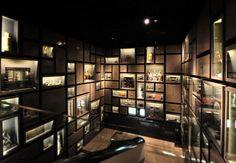 Museum meets interior design                                                                                                                                                      More