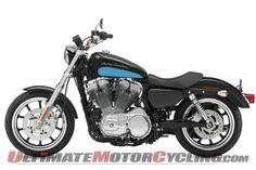 2012 Harley Sportster SuperLow | Podgląd