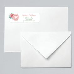 Return Address Labels - Arbonne - Watercolor