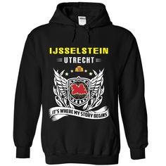 BORN IN IJsselstein T-Shirts, Hoodies. BUY IT NOW ==► https://www.sunfrog.com/LifeStyle/BORN-IN-IJsselstein-2343-Black-Hoodie.html?id=41382
