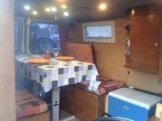 Camper autocaravana FORD - TRANSIT Ford Transit, Motor Homes