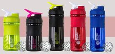 Coqueteleira Blender Bottle Sport Mixer