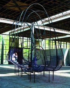 DAAN ROOSEGAARDE - Vloeibare ruimte (2002)
