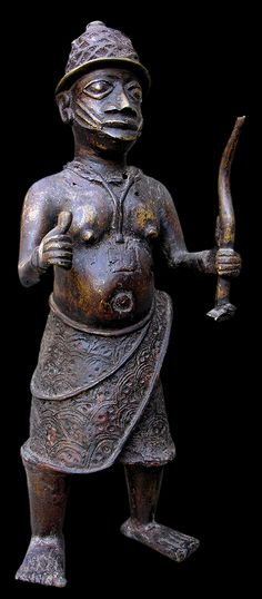 African Art-Africart-Art Africain-Arte Africana-Benin (Edo-Bini-Addo-Oviedo-Ovioba)