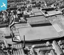 Central Park Rugby League Stadium, Wigan, 1938 Rugby League, British Isles, Central Park, Cherry, History, Live, Projects, Log Projects, Historia