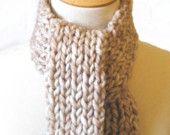 Chunky Knitted Scarf for Men http://www.etsy.com/listing/37003696/chunky-knitted-scarf-for-men-or-women?ref=tre-1567847793-5 @OnFire treasury