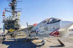12 Things to Do in San Diego and One You Probably Shouldn't: #2. Tour the USS Midway Aircraft Carrier