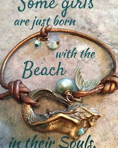 Some girls are just born with the beach in their souls. Some girls are just born with the beach in their souls. Ocean Quotes, Beach Quotes, Surf Quotes, Travel Quotes, Sea Qoutes, Sunrise Quotes, Mermaid Quotes, Mermaid Art, Motivacional Quotes