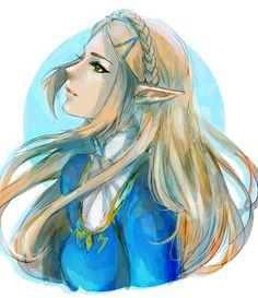 Zelda by nvalkyrja