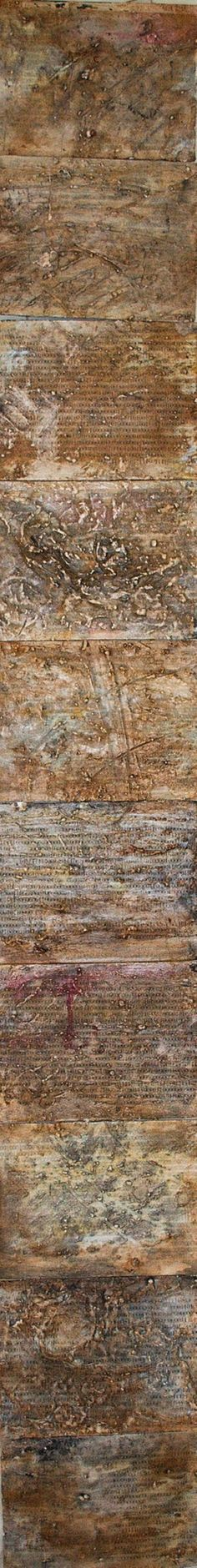 "Saatchi Art Artist Jana Trn; Painting, ""1679, ARECIBO MESSAGE"" #art"