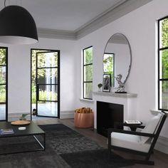 3d image by Limn Creative, Melbourne, Australia, for Steel Windows Design. Limn.com.au