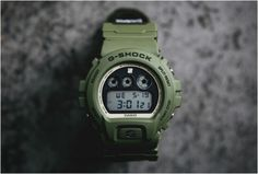 G-SHOCK X UNDEFEATED DW-6901UD-3 - http://www.gadgets-magazine.com/g-shock-x-undefeated-dw-6901ud-3/