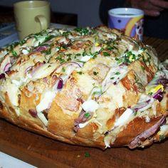 Archívy Recepty - Page 87 of 106 - Babičkine rady Hungarian Recipes, Russian Recipes, Green Eggs And Ham, Yummy Food, Tasty, Food Hacks, My Recipes, Recipies, Baked Potato