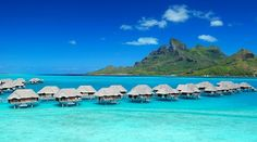 Bora Bora. My Fantasy Dream Vacation.... 1st on list when i win a power-ball-mega-million - single winning ticket, of course.