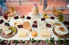 cheese wheel wedding cakes - Google Search