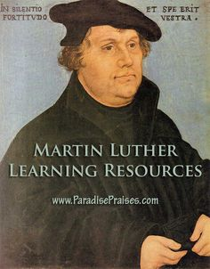 What to Read Wednesday: Martin Luther (Link Up) - Paradise Praises