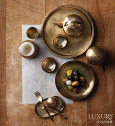 음식의 맛과 담음새에 품격을 더하는 전통 그릇 6가지