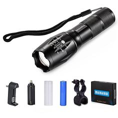 Honey Alonefire High Bright G700-u Cree Xm-l T6 Usb Rechargeable Led Flashlight Zoomable Linternas Led Torch Lamp For 18650 Battery Lights & Lighting Led Lighting