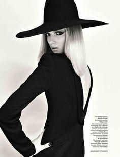 #women's fashion #black dress #style