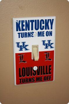 I'm so making and Alabama/Auburn one for the basement