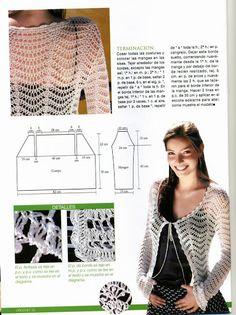 sweterki rozpinane i bolerka - Hanna L - Picasa Web Albums
