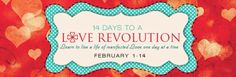 PDA #30 1-30-14 Do the LOVE REVOLUTION with me!!! It will be fun!  http://lovewillneverfailus.wordpress.com/2014/01/30/join-the-love-revolution/