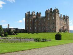 Drumlanrig_Castle | Drumlanrig Castle - Castles, Palaces and Fortresses