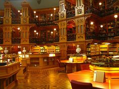 Why yes, Library of Parliament in Canada, we do want to take up permanent residence in your stunning reading room. It looks as though it hasn't been touched since 1876.