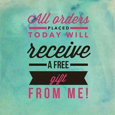 6/05/2016 # FREE GIFT # RAFFLE @ WWW.YOURAVON.COM/MICHELLEEVERSON