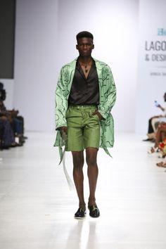 Male Fashion Trends: Orange Culture Runway Show - Lagos Fashion Week Modern Fashion, Mens Fashion, Style Fashion, Fashion Trends, Sharp Dressed Man, Men's Wardrobe, Men Dress, Ready To Wear, Runway