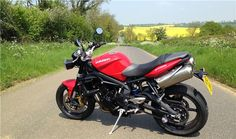First Ride: 2012 Triumph Street Triple R review - Road Tests - Visordown