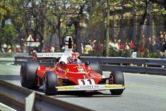 1975. Clay Regazzoni_11. Ferrari 312T.
